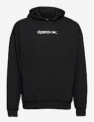 Reebok Performance - MYT OTH Hoodie - hoodies - black - 1