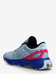 Reebok Performance - NANOFLEX TR - training schoenen - gabgry/cblack/purpnk - 2