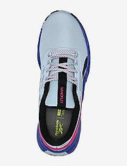 Reebok Performance - NANOFLEX TR - training schoenen - gabgry/cblack/purpnk - 3