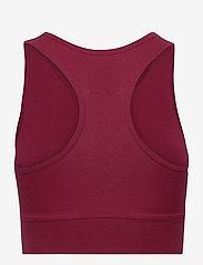 Reebok Performance - RI BL Cotton Bralette - soft bras - punber - 2