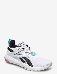 Reebok Performance - MEGA FLEXAGON - training schoenen - white/neoblu/sopink - 0