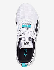 Reebok Performance - MEGA FLEXAGON - training schoenen - white/neoblu/sopink - 3