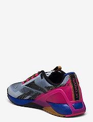 Reebok Performance - NANO X1 TR ADVENTURE - training schoenen - gabgry/brgcob/purpnk - 2