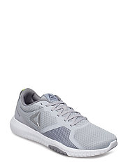 REEBOK FLEXAGON FORCE - COLD GREY/WHITE/NEON