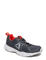 REEBOK 3D FUSION TR - GREY/RED/BLACK/WHITE/