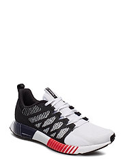 FUSION FLEXWEAVE CAGE - BLK/WHT/RED/GRY