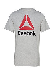 QQR- Reebok Stacked - MGREYH/EXCRED