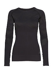 OS THERMOWARM SEAMLESS LS - BLACK
