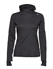 OS THERMO T SCUBA HOODIE - BLACK