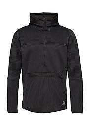 ThermoWarm Control Hoodie - BLACK