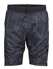 TE Knit-Woven Short - BLACK