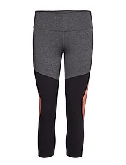 OS LUX 3/4 TIGHT-CB PERF - DGREYH