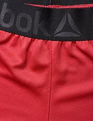 Reebok Performance - WOR EASY SHORT - training shorts - rebred - 4