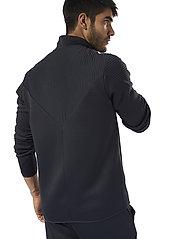 Reebok Performance - ThermoWarm Track Jacket - podstawowe bluzy - black - 3