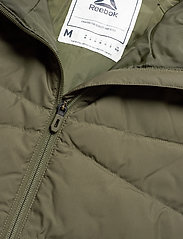 Reebok Performance - CN M LT DOWN JKT2 - sports jackets - armygr/armygr - 6