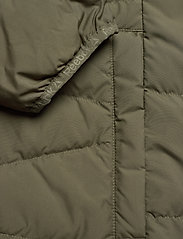 Reebok Performance - CN M LT DOWN JKT2 - sports jackets - armygr/armygr - 7