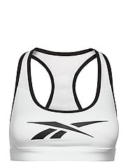 S Hero Racer Pad Bra-Read - WHITE