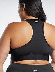 Reebok Performance - WOR MYT AOP Racer Bra - sport bras: low - black/white - 2
