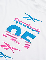 Reebok Performance - WOR MYT RBK Graphic Tee - t-paidat - white - 2