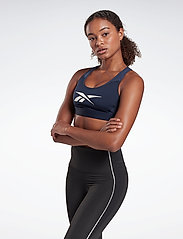 Reebok Performance - S Hero Racer Pad Bra-Read - sport bras: medium - vecnav - 0