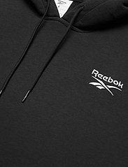 Reebok Performance - Identity Hoodie - hoodies - black - 4