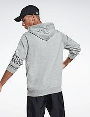 Reebok Performance - Identity Hoodie - hoodies - mgreyh - 5