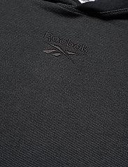 Reebok Performance - Training Essentials Mélange Hoodie - hoodies - black - 3