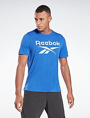 Reebok Performance - Workout Ready Supremium Graphic T-Shirt - t-shirts - coublu - 0