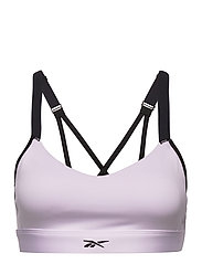 Lux Strappy Medium-Impact Sports Bra W - LUMLIL
