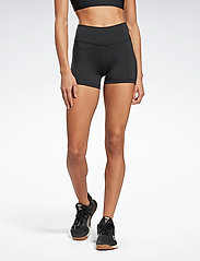 Reebok Performance - Workout Ready Pant Program Shorts W - training korte broek - black - 0