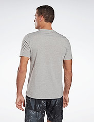 Reebok Performance - Speedwick Move T-Shirt - t-shirts - mgreyh - 4