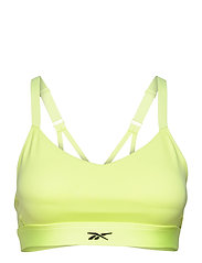 Lux Strappy Medium-Impact Sports Bra W - ENEGLW