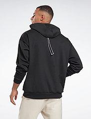 Reebok Performance - MYT OTH Hoodie - hoodies - black - 3