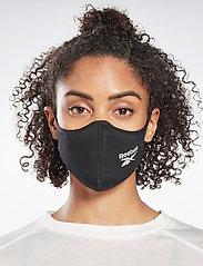Reebok Performance - FACE COVER LARGE - gezicht maskers - black - 0