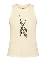 Modern Safari Big Logo Tank Top W - CLAWHT