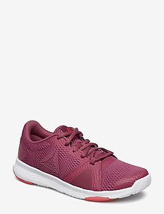 REEBOK FLEXILE - training shoes - berry/lilac/pink/whit
