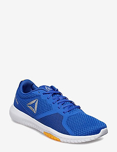 REEBOK FLEXAGON FORCE - COBALT/NAVY/GOLD/SILV