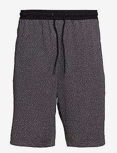 WOR KN SHORT- PERFORMANCE - BLACK