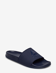 RBK FULGERE SLIDE - pool sliders - collegiate navy