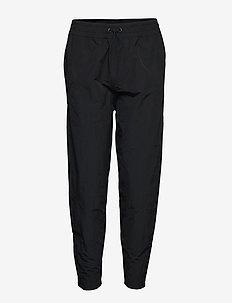 TS WOVEN PANT - pants - black
