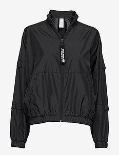 WOR MYT Woven Jacket - BLACK