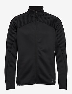 ThermoWarm Track Jacket - basic sweatshirts - black