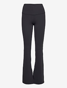 TS LUX BOOTCUT - sports pants - black