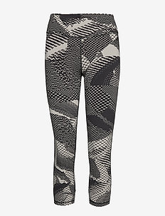 TS LUX 3/4 TIGHT 2.0- JAQ - running & training tights - stucco