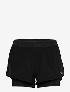 OSR EPIC 2-1 RUN SHORT - BLACK