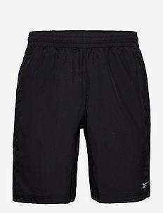 TE UTILITY SHORT - träningsshorts - black