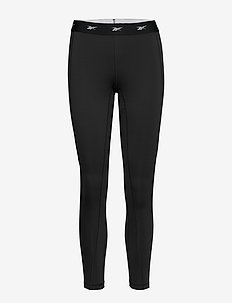 SH HighRise Mesh Tight - running & training tights - black