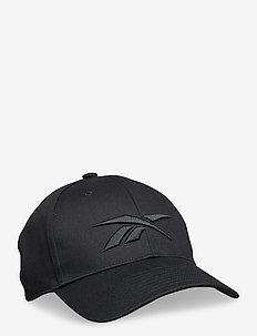 UBF BASEB CAP - kappen - black/black