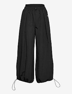 SH Woven Pant - joggebukser - black