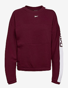 WOR MYT Crew - sweatshirts - maroon